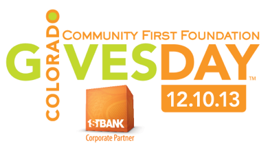logo for Colorado Gives Day